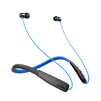 Anker SoundBuds Rise Wireless InEar Headphones  Blue