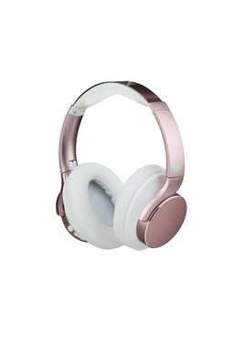 ComfortQ Active Noise Cancelling Headphones Rose Gold