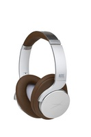 ComfortQ Active Noise Cancelling Headphones Silver
