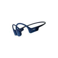AfterShokz Aeropex Wireless Headphones, Blue Eclipse