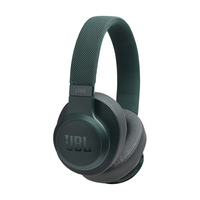JBL Live 500BT Wireless OverEar Headphones, Green