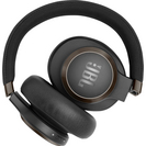 JBL Live 650BTNC Wireless Noise Cancelling OverEar Headphone, Black