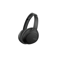 Sony Wireless Noise Canceling Headphones, Black