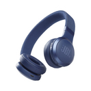 JBL Live 460NC Wireless Noise Cancelling OnEar Headphones, Blue