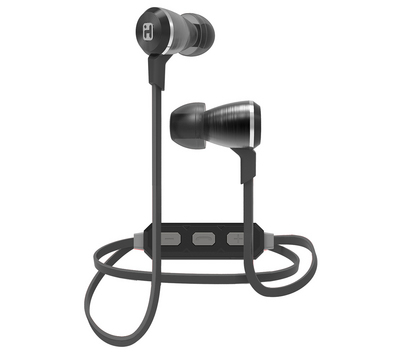 Home Wireless Bluetooth Metal Earbuds with Mic Remote