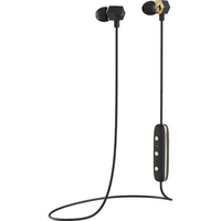 Happy Plugs Wireless InEar Ear Piece with Mic,Black