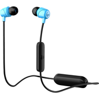 Skullcandy Jib Wireless InEar Earbuds with Mic, Blue
