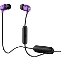 Skullcandy Jib Wireless InEar Earbuds with Mic ,Purple