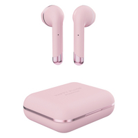 Happy Plugs  1619 Air True WrlsEarbuds Pink Gold