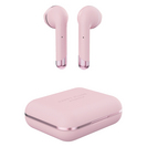 Happy Plugs Air True Wireless Earbuds Pink Gold