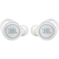 JBL Live 300TWS True Wireless Earbud,  White Gloss, White Gloss