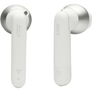 JBL Tune 220TWS True Wireless Earbud,  White, White