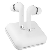 Happy Plugs Air 1 Plus InEar, White