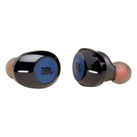 JBL Tune 120 True Wireless InEar Earbuds, Blue