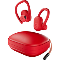 Skullcandy Push Ultra True Wireless InEar Earbuds, Strong Red