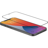 Moshi AirFoil Pro Screen Protector, iPhone 12 Pro Max, Black