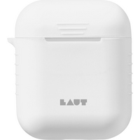 LAUT  AirPod Case White