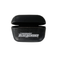 Leather Airpod Pro Case, Black, Alumni V2
