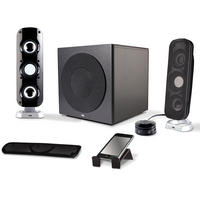 Cyber Acoustics CA3908 2.1 3 Piece Speaker System