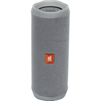 HARMAN INTERNATIONAL INDUSTRJBL Flip 4 Bluetooth Speaker Gray