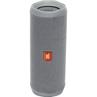 JBL Flip 4 Bluetooth Speaker, Gray