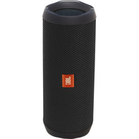 JBL Flip 4 Bluetooth Speaker, Black