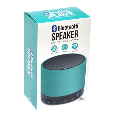 Bluetooth Speaker Teal