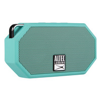 Amplify your sound with the Altec Lansing Mini H20 3.
