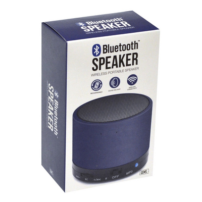 GEMS BLUETOOTH SPEAKER Blue