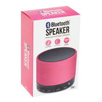 GEMS BLUETOOTH SPEAKER Pink