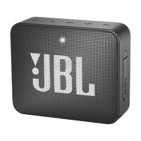 JBL GO 2 Wireless Speaker, Black