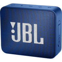 JBL GO 2 Wireless Speaker, Blue
