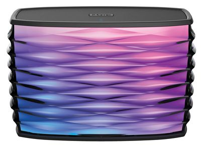 ihome iBT85 Color Changing Bluetooth Speaker with Speakerphone.