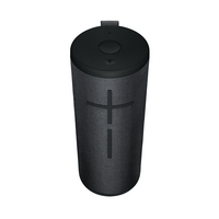 Ultimate Ears BOOM 3 Portable Bluetooth Speaker System in Night Black