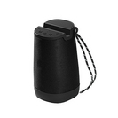 SuperSonic Wireless Portable Bluetooth Speaker Black