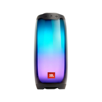JBL Pulse 4 Wireless Speaker, Black