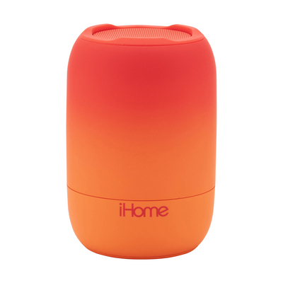 iHome PlayFade Rechargeable WaterResistant Bluetooth Speaker