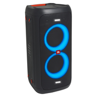 JBL PartyBox 100 Wireless Speaker, Black