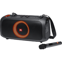JBL PartyBox OntheGoWireless Speaker, Black