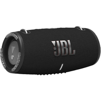 JBL Xtreme 3 Wireless Speaker, 2GB, Black