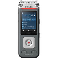 Philips VoiceTracer DVT6110 Audio Recorder with 8 GB Internal Storage