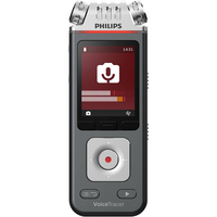 Philips VoiceTracer DVT7110 Audio Recorder with 8GB Internal Storage