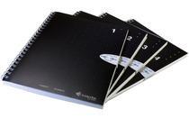 Livescribe A5 Single Subject Notebook