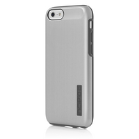 Incipio DualPro iPhone 6 Case, Silver and Gray