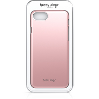 Happy Plugs, Inc iPhone 7 Slim Case, Pink Gold
