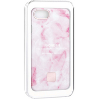 HAPP 9141 iPhone 8 Slim Case Pink Marble