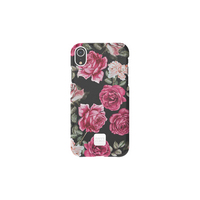Happy Plugs Phone Case, Vintage Roses