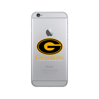 Centon Grambling State University Clear Phone Case, Classic  iPhone 678 Plus