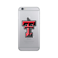 Centon Texas Tech University Clear Phone Case, Classic  iPhone 8766s