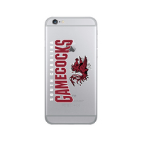 Centon University of South Carolina Clear Phone Case, Classic V2  iPhone 678 Plus
